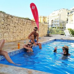 Отель Inhawi Hostel Мальта, Слима - 1 отзыв об отеле, цены и фото номеров - забронировать отель Inhawi Hostel онлайн детские мероприятия фото 2