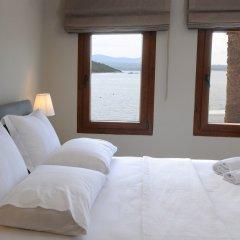 Отель Teos Lodge Pansiyon & Restaurant Сыгаджик комната для гостей