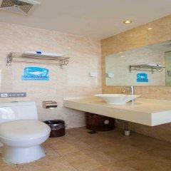 Отель 7 Days Inn Zhongshan Fuhua Bus Station Branch ванная фото 2