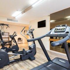 Отель Ramada Plaza Antwerp фитнесс-зал фото 2