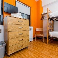 Отель Vanderbilt YMCA Стандартный номер с различными типами кроватей фото 6