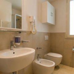 Отель Wally Residence Римини ванная