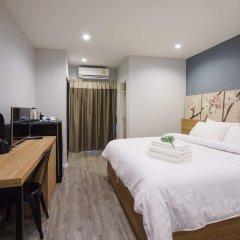 Отель VILLA23 Residence Таиланд, Бангкок - отзывы, цены и фото номеров - забронировать отель VILLA23 Residence онлайн комната для гостей фото 4