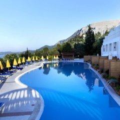 Sunshine Hotel And Spa Корфу бассейн фото 2