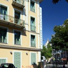 Отель Odalys City Nice Le Palais Rossini с домашними животными