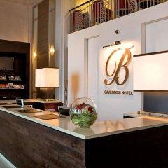 Cavendish Hotel интерьер отеля
