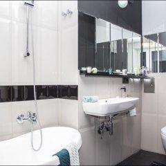 Отель Ujazdowski Park Sunny Apartment Польша, Варшава - отзывы, цены и фото номеров - забронировать отель Ujazdowski Park Sunny Apartment онлайн ванная фото 2