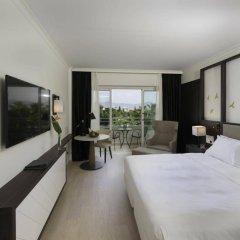 Отель Hilton Park Nicosia комната для гостей фото 3
