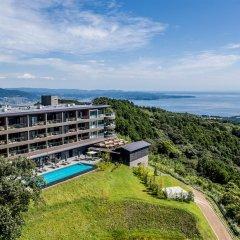 Отель ANA InterContinental Beppu Resort & Spa Япония, Беппу - отзывы, цены и фото номеров - забронировать отель ANA InterContinental Beppu Resort & Spa онлайн пляж