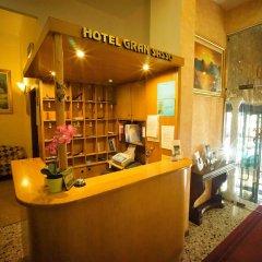 Hotel Gran Sasso интерьер отеля фото 2
