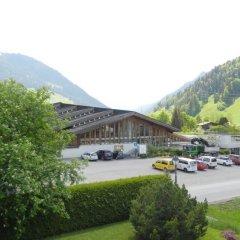 Отель La Pernette парковка