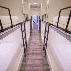 S7 Hostel Бангкок комната для гостей фото 4