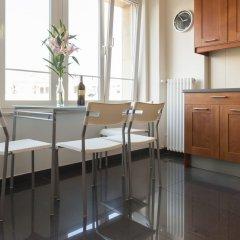 Отель Apartament Kopernika by City Quality в номере