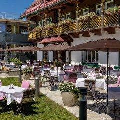 Die Wasnerin G'sund & Natur Hotel питание