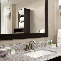 Отель Homewood Suites by Hilton Columbus/OSU, OH США, Верхний Арлингтон - отзывы, цены и фото номеров - забронировать отель Homewood Suites by Hilton Columbus/OSU, OH онлайн ванная