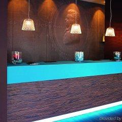 Отель Motel One Salzburg-Mirabell Зальцбург интерьер отеля