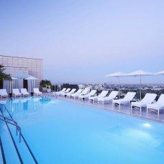 Отель Waldorf Astoria Beverly Hills Беверли Хиллс бассейн фото 3