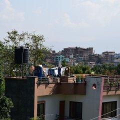 Отель Kumari Inn Непал, Катманду - отзывы, цены и фото номеров - забронировать отель Kumari Inn онлайн балкон