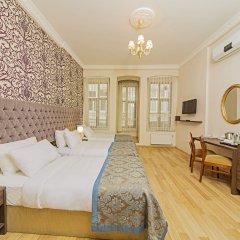 Meroddi Bagdatliyan Hotel комната для гостей фото 4