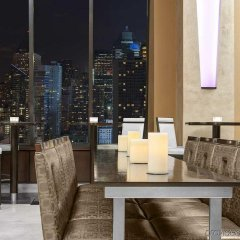 Отель Hilton Times Square США, Нью-Йорк - отзывы, цены и фото номеров - забронировать отель Hilton Times Square онлайн питание