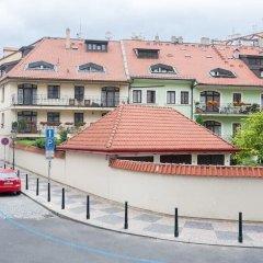 Отель Romantic near Charles Bridge - 1 Br Apts Прага фото 12
