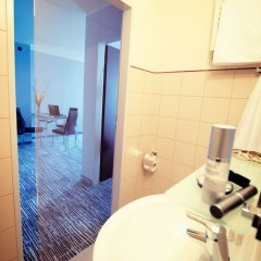 Отель Śląsk Польша, Вроцлав - отзывы, цены и фото номеров - забронировать отель Śląsk онлайн ванная