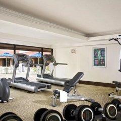 York Hotel фитнесс-зал