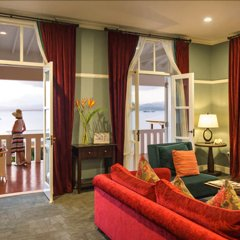 Отель Grand Pacific Hotel Фиджи, Сува - отзывы, цены и фото номеров - забронировать отель Grand Pacific Hotel онлайн фото 2