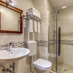 Отель B&B Leoni Di Giada Италия, Рим - отзывы, цены и фото номеров - забронировать отель B&B Leoni Di Giada онлайн ванная фото 2