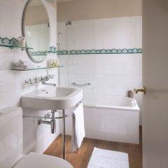 Hotel Florhof Цюрих ванная