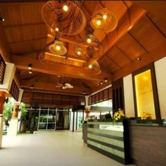Отель Mida Airport Бангкок интерьер отеля