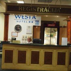 Hotel Westa гостиничный бар