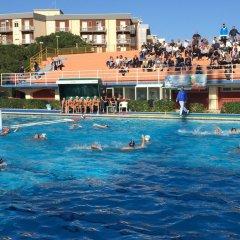 Отель Mediterraneo Сиракуза спортивное сооружение