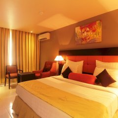 Oakspring Hotel & Luxury Suites комната для гостей