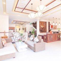 Отель Hoi An Ivy Hotel Вьетнам, Хойан - отзывы, цены и фото номеров - забронировать отель Hoi An Ivy Hotel онлайн интерьер отеля фото 2
