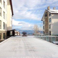 Апартаменты Saint George Palace Apartments & Spa парковка