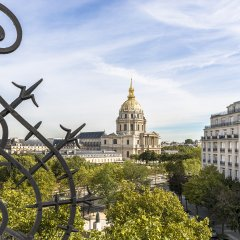 Отель de France Invalides Франция, Париж - 2 отзыва об отеле, цены и фото номеров - забронировать отель de France Invalides онлайн балкон