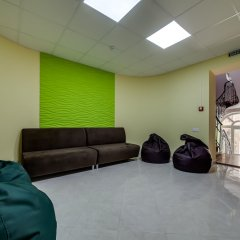 Ostriv Hostel комната для гостей фото 2