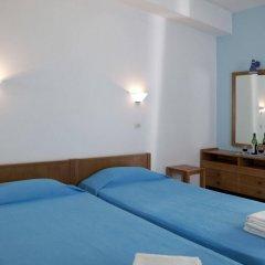 Апартаменты Crystal Blue Apartments Корфу комната для гостей фото 5