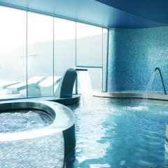 Отель Las Arenas Balneario Resort Испания, Валенсия - 1 отзыв об отеле, цены и фото номеров - забронировать отель Las Arenas Balneario Resort онлайн бассейн