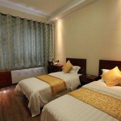 Отель Zhantan Courtyard Hotel Китай, Пекин - отзывы, цены и фото номеров - забронировать отель Zhantan Courtyard Hotel онлайн комната для гостей фото 5