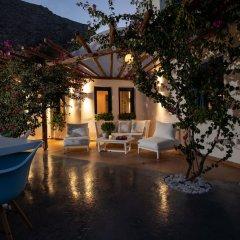 Отель Santorini Mystique Garden Греция, Остров Санторини - отзывы, цены и фото номеров - забронировать отель Santorini Mystique Garden онлайн бассейн