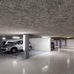 Отель Campanile Lyon Centre - Gare Part Dieu парковка