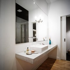 Апартаменты Gorki Apartments Berlin ванная