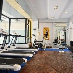 Отель Baywalk Residence Pattaya By Thaiwat фитнесс-зал фото 3