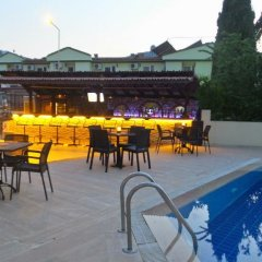 Unlu Hotel Турция, Олудениз - отзывы, цены и фото номеров - забронировать отель Unlu Hotel онлайн бассейн фото 3