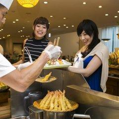 Отель Kyukamura Fuji Яманакако гостиничный бар