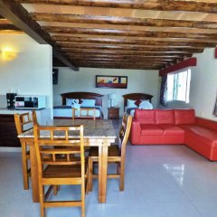 Отель El Campanario Studios & Suites Мексика, Плая-дель-Кармен - отзывы, цены и фото номеров - забронировать отель El Campanario Studios & Suites онлайн комната для гостей фото 4