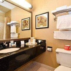 Отель BEST WESTERN PLUS Brookside Inn ванная