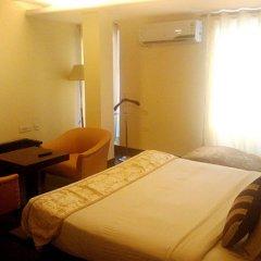 Отель The White Klove Индия, Нью-Дели - 2 отзыва об отеле, цены и фото номеров - забронировать отель The White Klove онлайн комната для гостей фото 2
